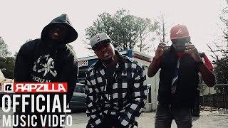 Gideonz Army & T Haddy - Too Hood music video - Christian Rap