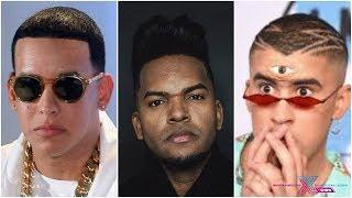 Redimi2 cuenta como Daddy Yankee lo confrontó y dice que grabaría con Bad Bunny