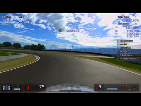GT5i Admin challenge BMW 320i Touring Car '03
