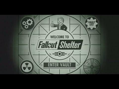 Обзор игры Fallout Shelter
