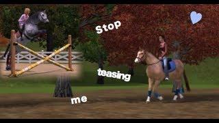 Stop teasing me♥ ~ Sims 3 horses