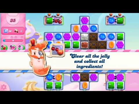 Candy Crush Saga Level 3126 NO BOOSTERS