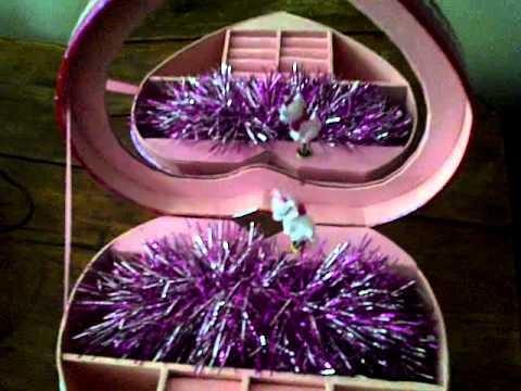 Aristocats Music Box