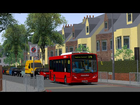 OMSI 2 - The South London Project (Railway Replacement Route) by