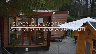 Super leuk chalet op mooie kavel de Veluwse wagen in Emst