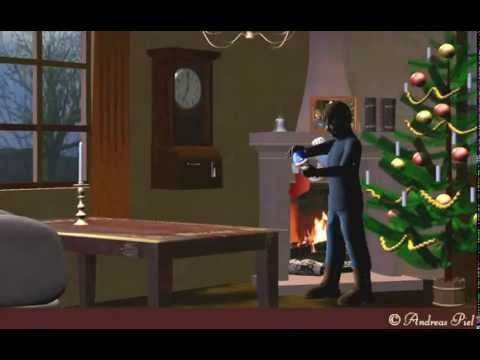 bewegte weihnachtskarten