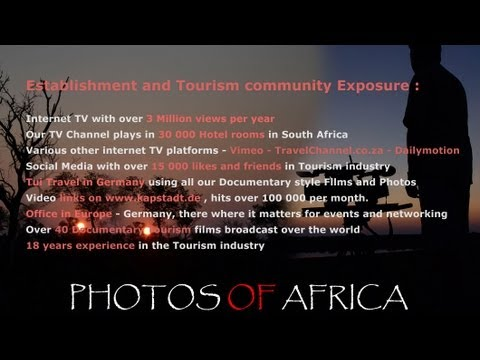 Photos of Africa Introduction Video - South Africa Tarvel Channel 24