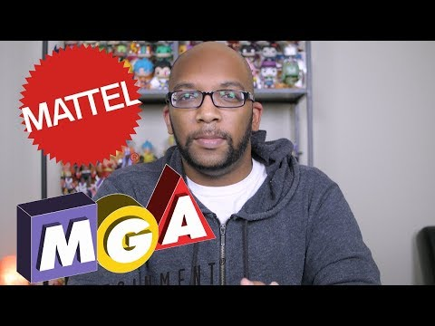 Mattel Turned Down Merger From MGA Entertainment