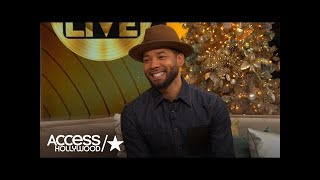 'Empire': Jussie Smollett On What's In Store For Jamal In The Fall Finale | Access Hollywood