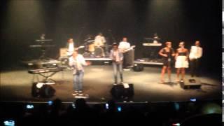 Jaziel Brothers || DrumBeat2014 || Intro, Ngeke Ngiphinde & Gumba