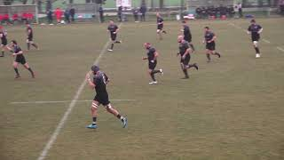 Serie A Pool Promozione 2017/18 | Rugby Noceto vs Verona Rugby 26-20 | Highlights