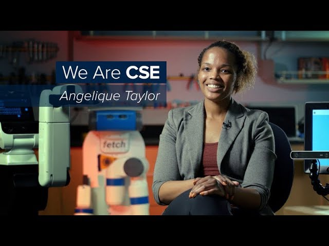 Angelique Taylor - Improving Human-Robot Interaction