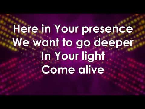 CLOSER - HILLSONG LIVE | GLORIOUS RUINS 2013 (Lyric Video)