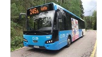 Helsingin Kaupungin Liikennelaitos VDL Citea LLE-120 VDL SB200 844 GKN 344