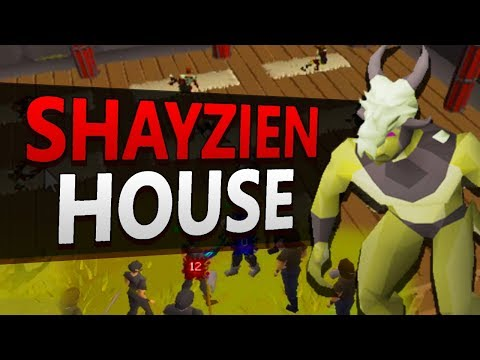 Shayzien House Favour Guide (OSRS)
