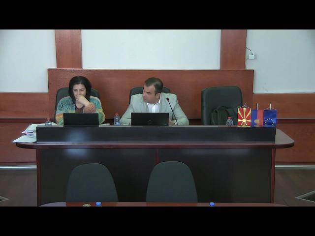 51 Седница на Совет на Општина Велес - 11.02.2020