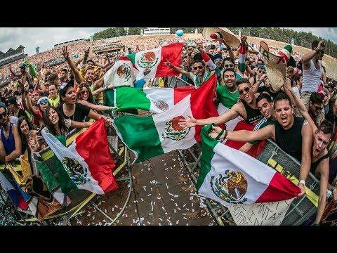 Dj Aziel Wesley - Live From Ibiza Club (Mexican Night) 15/09/2017