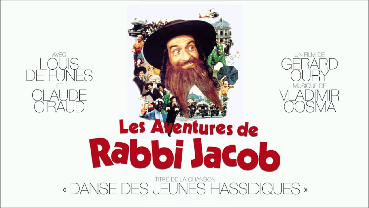 Les aventures de rabbi jacob ost danse des jeunes for Dans rabbi jacob