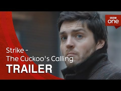 Thumbnail: Strike - The Cuckoo's Calling: Trailer - BBC One