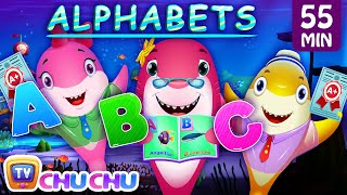 ChuChu TV Baby Shark ABC Song and Many More Videos | Popular Nursery Rhymes Collection