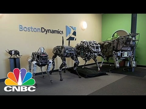 Download Youtube: Boston Dynamics Introduces SpotMini | CNBC