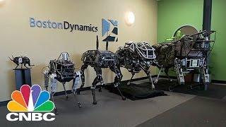 connectYoutube - Boston Dynamics Introduces SpotMini | CNBC