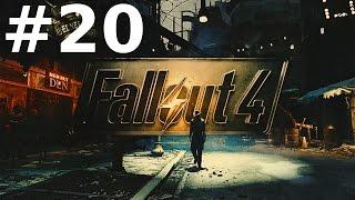 Fallout 4 Прохождение 20 - Кратер Атома и Лаборатория Верджила