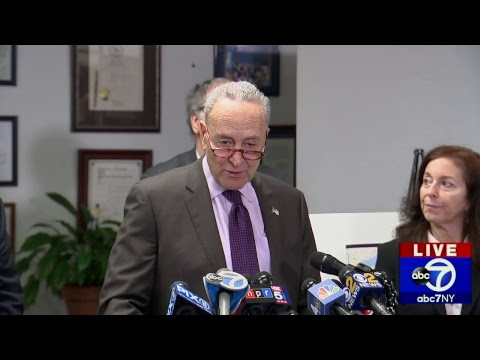 Sen. Schumer On EPA Drinking Water Standards For Long Island