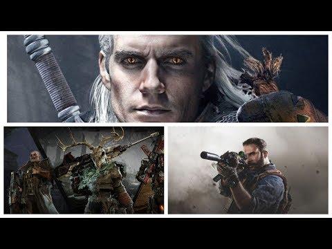 Создатель Ведьмака рассказал о новой, секретной AAA-RPG от CD Projekt RED | Игровые новости
