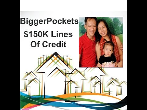 How To Get a $150k Business Credit Line, Wendell De Guzman Biggerpockets