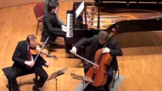 Chostakovitch, trio n°1