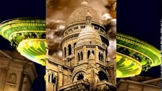 A Paris Париж французские песни  Жеже де Монмартр