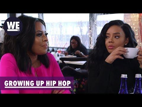 Angela's In Denial About Romeo  Growing Up Hip Hop  WE tv