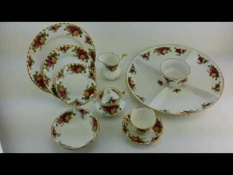 Royal Albert - Old Country Roses - Bone China