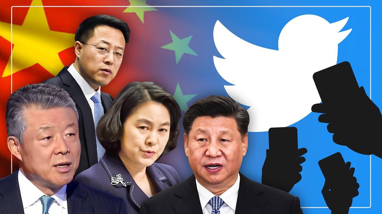 "Download Aggressive, Embarrassing - China's ""Wolf Warrior"" Diplomats"