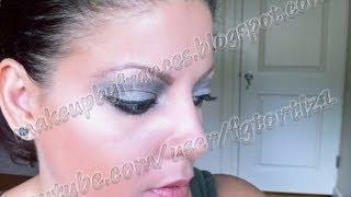 Tutorial Maquillaje Noche Brujas Inspirado Reyna Mala Película SnowWhite and the Huntsman Español
