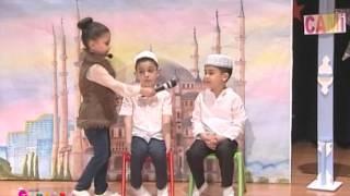 Bengisu Cıvıltı Anaokulu Cıvıltı sokağı ayet grubu 6 yaş