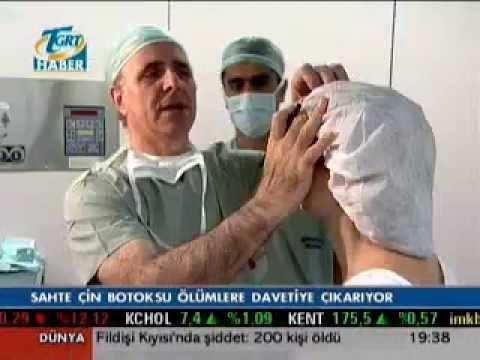 TGRT - HABER - SAHTE ÇİN BOTOKSU | Prof. Dr. Erdem TEZEL
