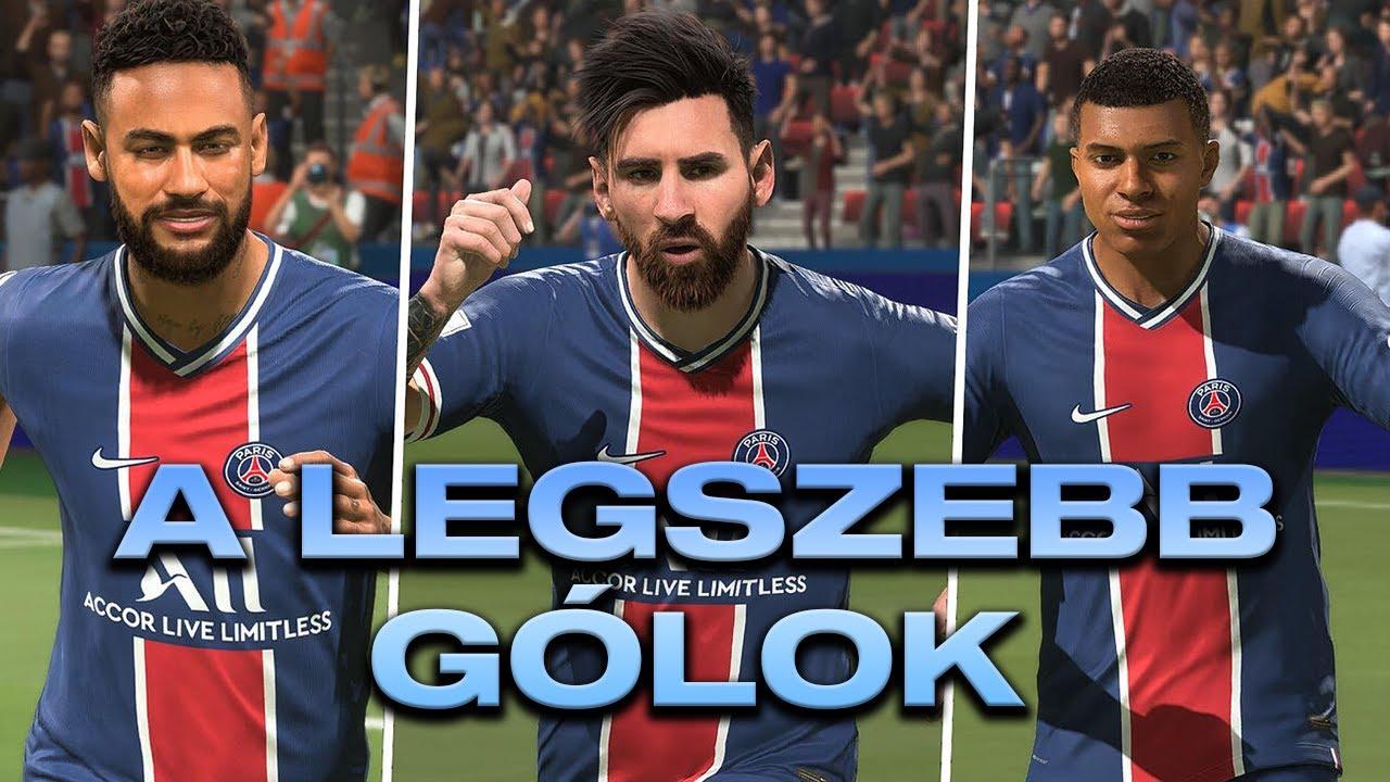 A LEGSZEBB GÓLJAIM #1 - FIFA22 ULTIMATE TEAM