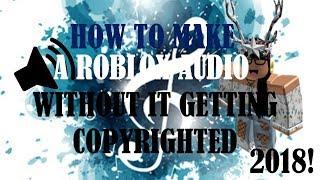 Come fare un ROBLOX senza farlo copyright 2018! Emxraldx RBLX