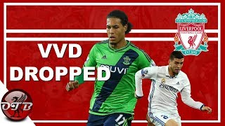 Van Dijk Dropped From First Team | Klopp On Naby keita And Kovacic Rumours