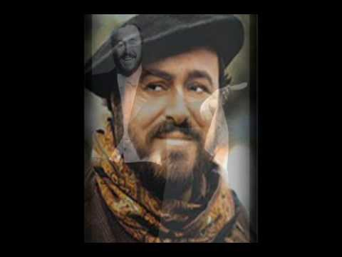 TOP 10 TENORS (LIVE) 6 - Luciano Pavarotti