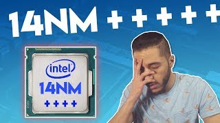 Intel's 10th Generation is 14nm AGAIN?