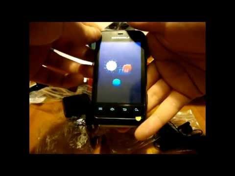 Motorola Defy Mini XT320 - Android 2.3.6 Resistente a acqua urti e polvere