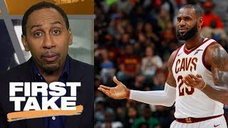 Stephen A. Smith says Cavaliers don
