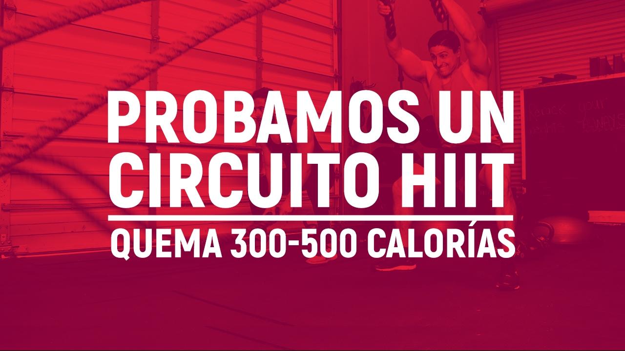 Circuito Quema Grasa : Entrenamiento para quemar calorias quema grasa