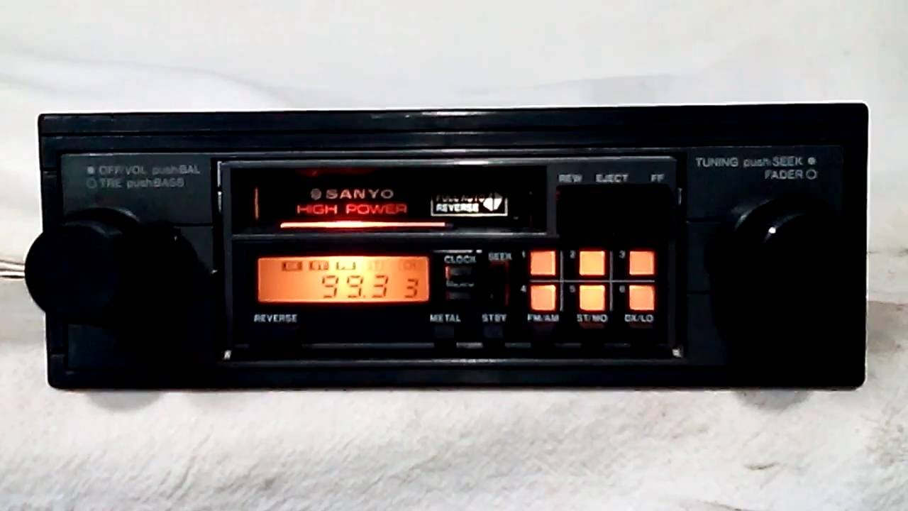 Cassette car stereo 28 images vintage pioneer kex 23 am fm cassette car stereo clarion car - Divo barsotti meditazioni ...