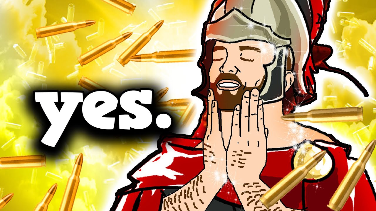 Total War Rome 2 But I use Guns To Break The Game - Can You Beat Rome Total War With Guns?