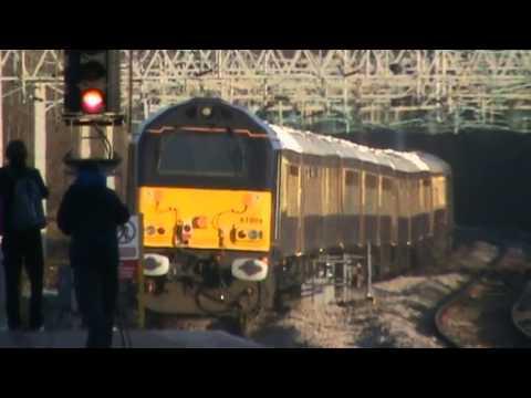 Class 67's working a Orient Express.