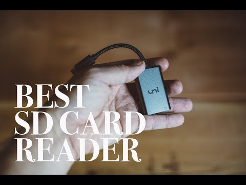 Best SD Card Reader | Photography